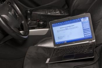 Audi factory web diagnostics